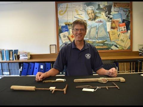 ChesapeakeTreasure: Watermen's Tools