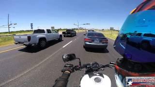 2015 Kawasaki Vulcan S Test Ride