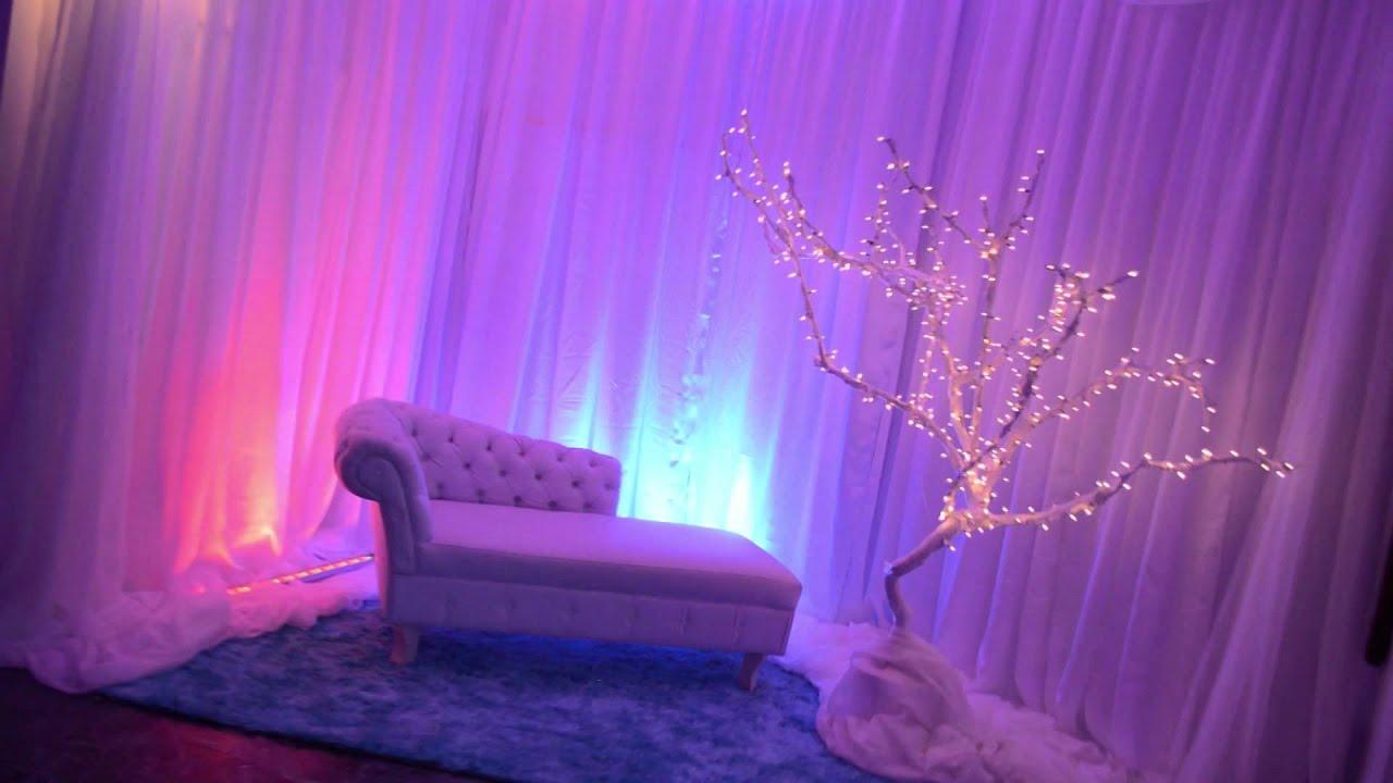 Decoracion de invierno youtube for Jardin de invierno decoracion