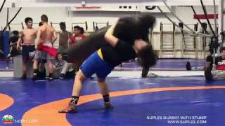 Body Lock throw with Suples Dummy