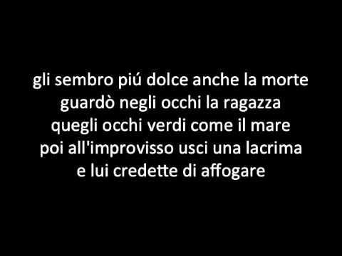 Caruso By Andrea Bocelli With Lyrics