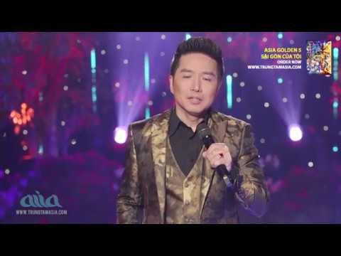 ASIA GOLDEN 5 | Sài Gòn Em Ở Đó | Ca sĩ: Thế Sơn | Nhạc Sĩ: Trần Chí Phúc
