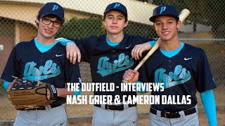 The Outfield Interview - Nash Grier & Cameron Dallas