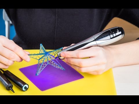 This pen can build the Eiffel Tower.