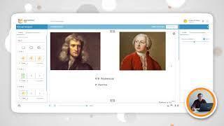 Лекция 15 ◯ Работа с тремя экранами интерактивного урока