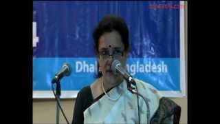 Presentation by Prof. Lakshmi Lingam at the International Conference 2012 of PPD