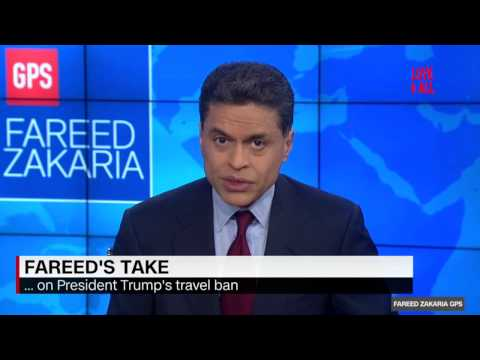 #Trump Travel Ban Part 1:  Facts fact of 7 countries By Fareed's Take