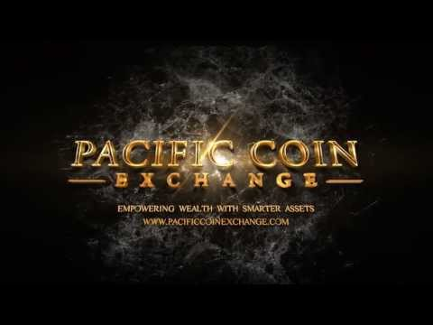 Welcome to Pacific Coin Exchange