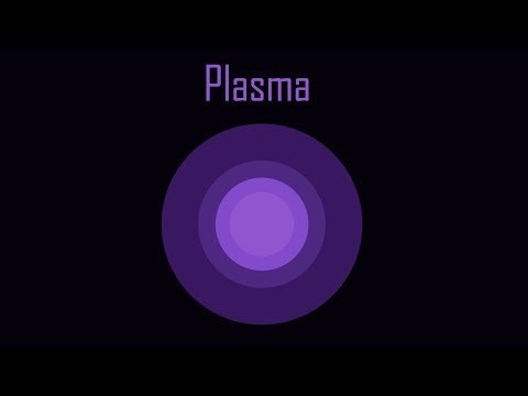 What is plasma, the fourth state of matter?