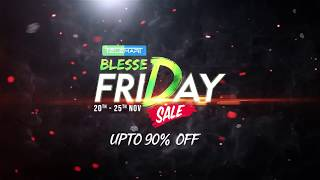 The Biggest Online Sale Event in Pakistan | Telemart Blessed Friday | Upto 90% Off |