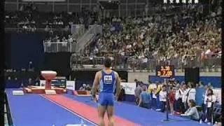2009 Gymnastics World Championships Event Finals - Day 2 - Part 1 /8