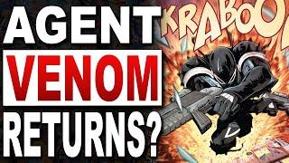 Venom #8 Review | Return of Agent Venom & The Knull's New Host Revealed!