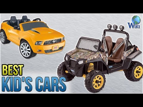 10 Best Kid's Cars 2018