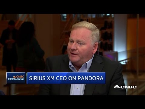 Watch CNBC's Full Interview With Sirius XM CEO Jim Meyer