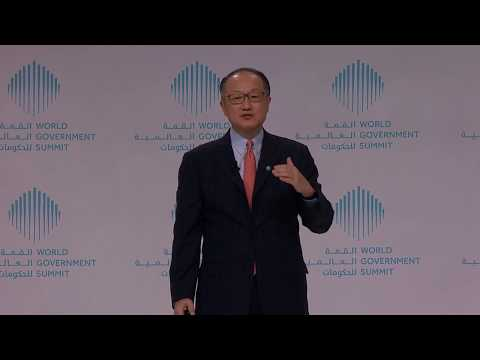 Importance for Governments in Investing in Human Capital - H.E. Jim Yong Kim - WGS 2018 / Highlights