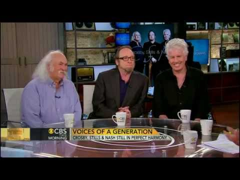 Voices Of A Generation - Crosby, Stills & Nash, Still In Perfect Harmony