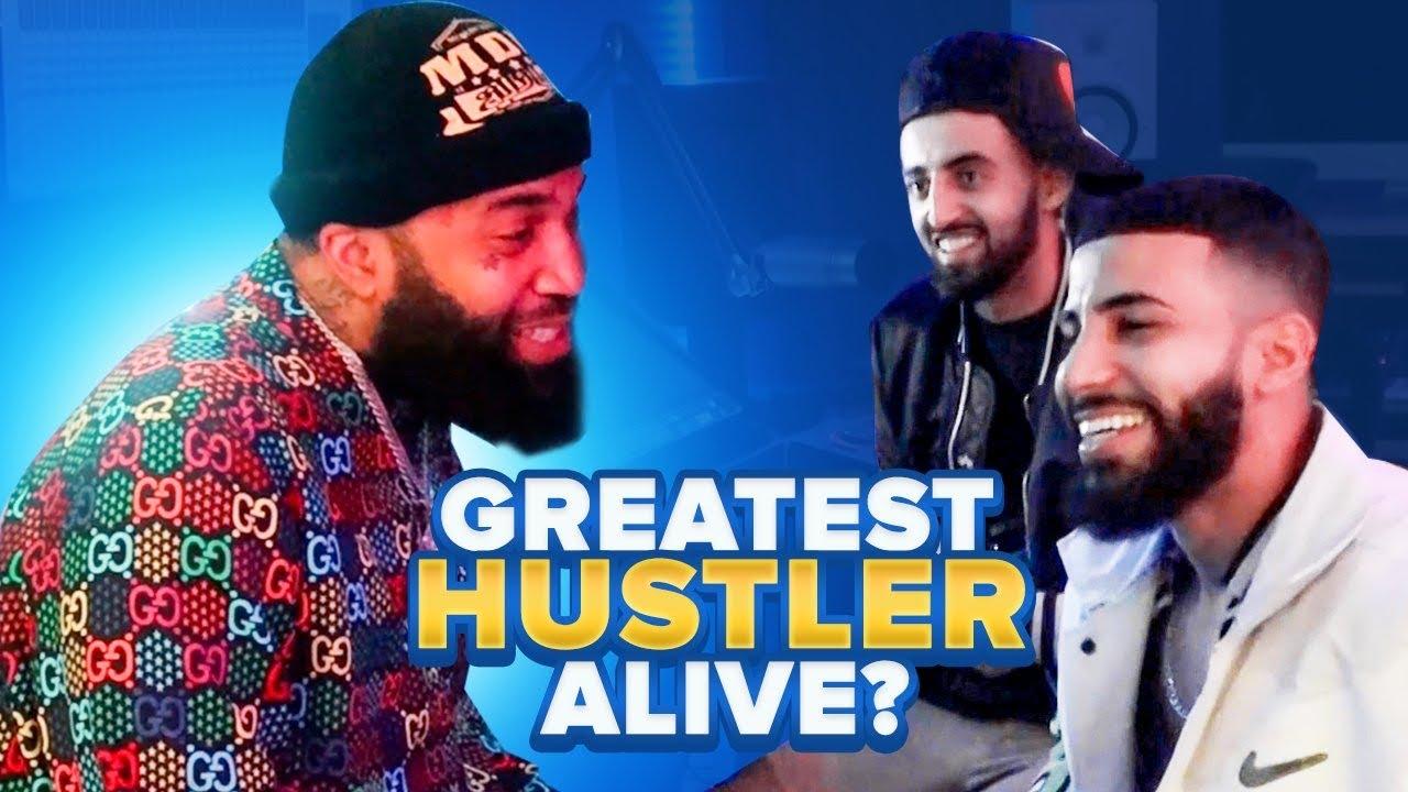 Greatest Hustler Alive Tone Trump | Socially Profiled
