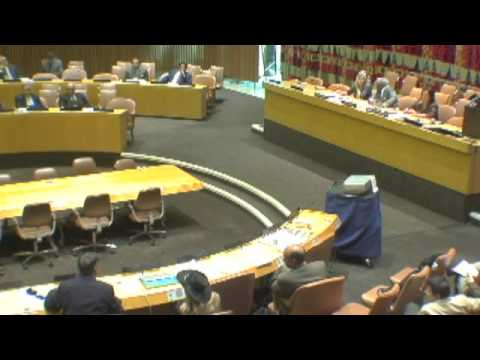48. Special Session question time part 3  (International Energy Conference 2009)