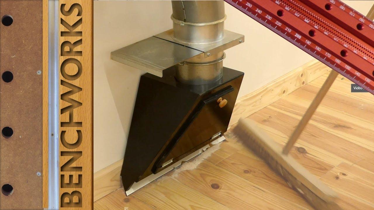 Dust Collector Floor Sweep Diy Taraba Home Review