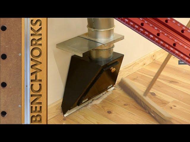 Homemade Floor Sweep Youtube