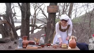 1 Средневековая кухня Порошки