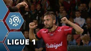 But Nicolas BENEZET (89') / EA Guingamp - Olympique de Marseille (2-0) -  (EAG - OM) / 2015-16