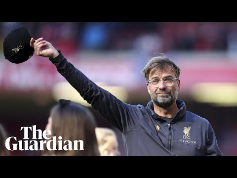 Jürgen Klopp reacts as Manchester City pip Liverpool to the Premier League title