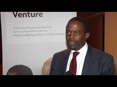 The need for the Africa Venture leadership programme