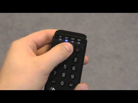 Universal Remote Control - URC 7110 / 7120 / 7130 / 7140 Essence SimpleSet   One For All
