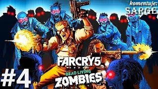 Zagrajmy w Far Cry 5: Dead Living Zombies DLC [PS4 Pro] odc. 4 - KONIEC DLC