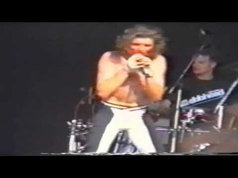 Nitzer Ebb Live  Reading Festival 1991 Part 2
