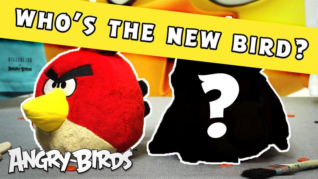 Angry Birds x Billebeino | New Bird in Town!