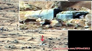 Ancient Aliens On Mars: Life On Planet Mars Evidence