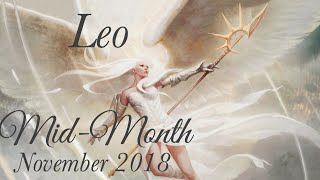 leo mid month reading