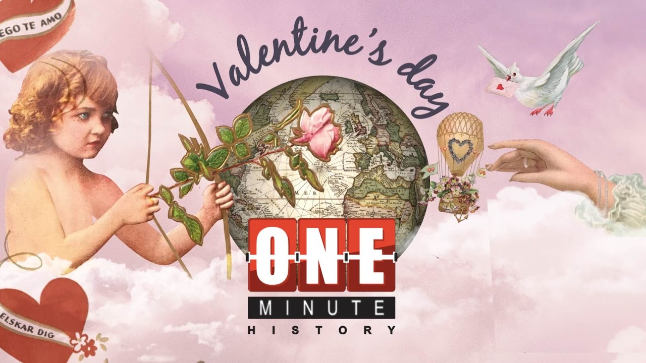 Valentine's Day - Holidays & Traditions - One Minute ...