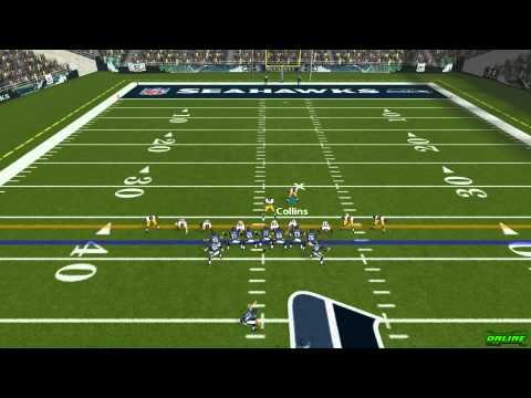 IMT Week 12 - Washington Redskins @ Seattle Seahawks - Scoring Plays