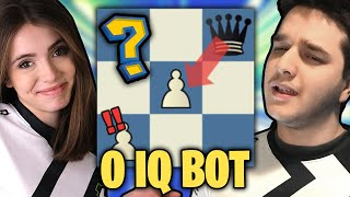 Can a BOT Carry a SMASH PRO at CHESS??