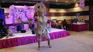 Hanuman ji Jhaanki - Balaji Mere Ghar Aana (Rashmi Bhardwaj & Party)