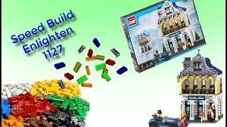 Fake Lego - ENLIGHTEN - Sunshine Hotel - 1127 - Speed Build