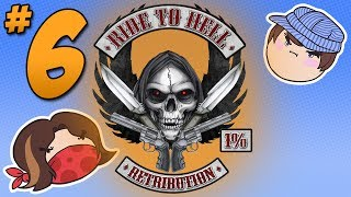 Ride to Hell: Step On It - PART 6 - Steam Train
