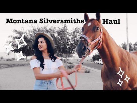 Montana Silversmiths Haul | The Cowgirl Jewelry