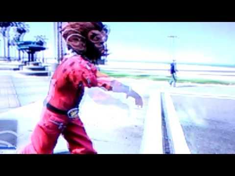 what is in pogo the space monkeys maskgta5