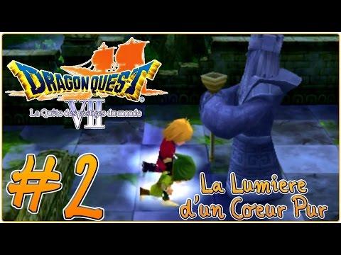 Make [Let's Play] Dragon Quest 7 : La Quête des Vestiges du Monde FR #2 - La Lumière d'un Cœur Pur ! Images