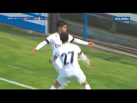 Alianza Lima U. San Martin Goals And Highlights