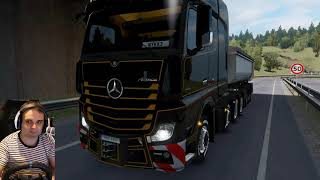 DALLA SVIZZERA ALL'ITALIA - EURO TRUCK SIMULATOR 2 GAMEPLAY ITA