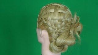 Прически для длинных волос.