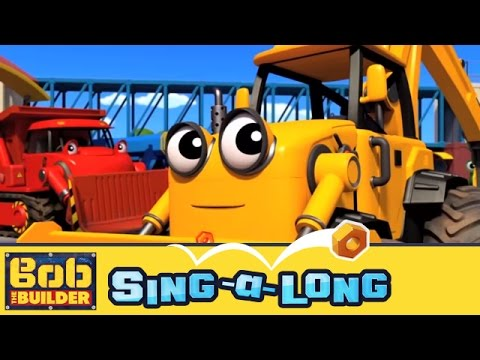 Bob the Builder: Sing-a-long Music Video // Showtime! Showtime! (Welcome to Our Show)