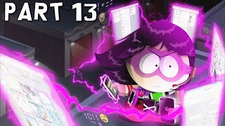 SOUTH PARK THE FRACTURED BUT WHOLE Walkthrough Gameplay Part 13 - Call Girl (PS4 Pro)