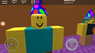 Maxim plays Party.exe In ROBLOX. I hate sacrifice 😡