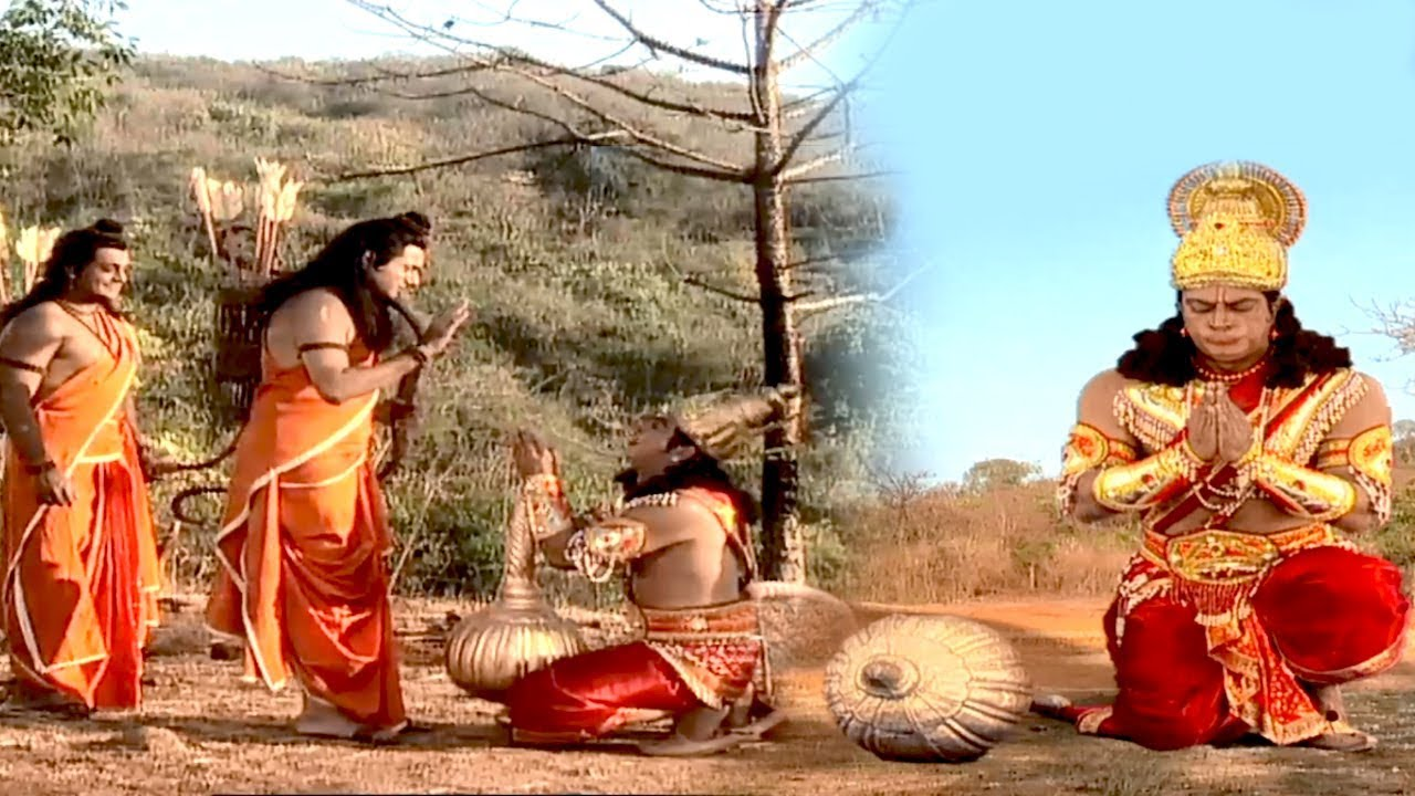 Download प्रभु राम और भक्त हनुमान का मिलान #Ramyan # Ram Aur Hanuman Milan # Jai Shree Ram # Maa Ki Mahima